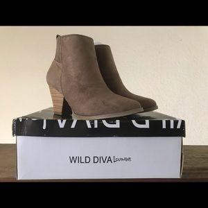 Wild Diva Lounge Lylee Bootie